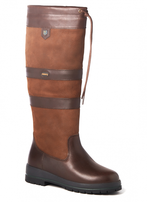dubarry-galway-extra-fit-walnut-boots
