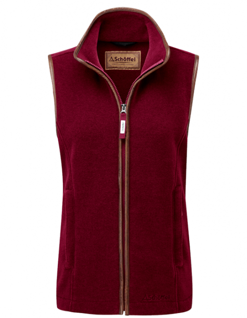 schoffel-lyndon-ruby-fleece-gilet-bredonhillshooting