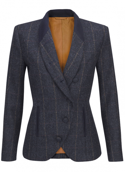 jack-murphy-navy-wonder-ladies-tweed-nicole-jacket-bredonhillshooting
