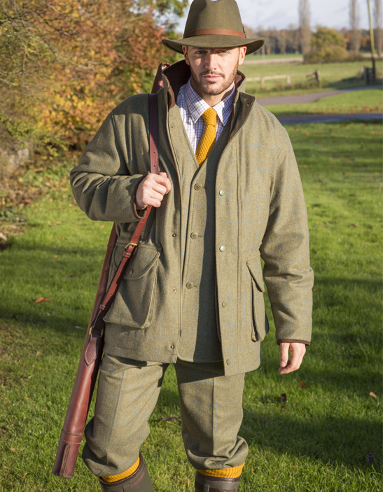Men S Tweed Shooting Suits Outdoor Amp Country Clothing