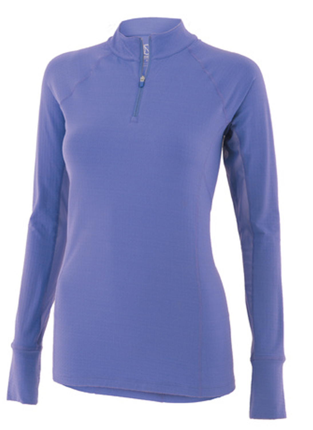 Noble Ashley Periwinkle Performance Shirt Fast And Free