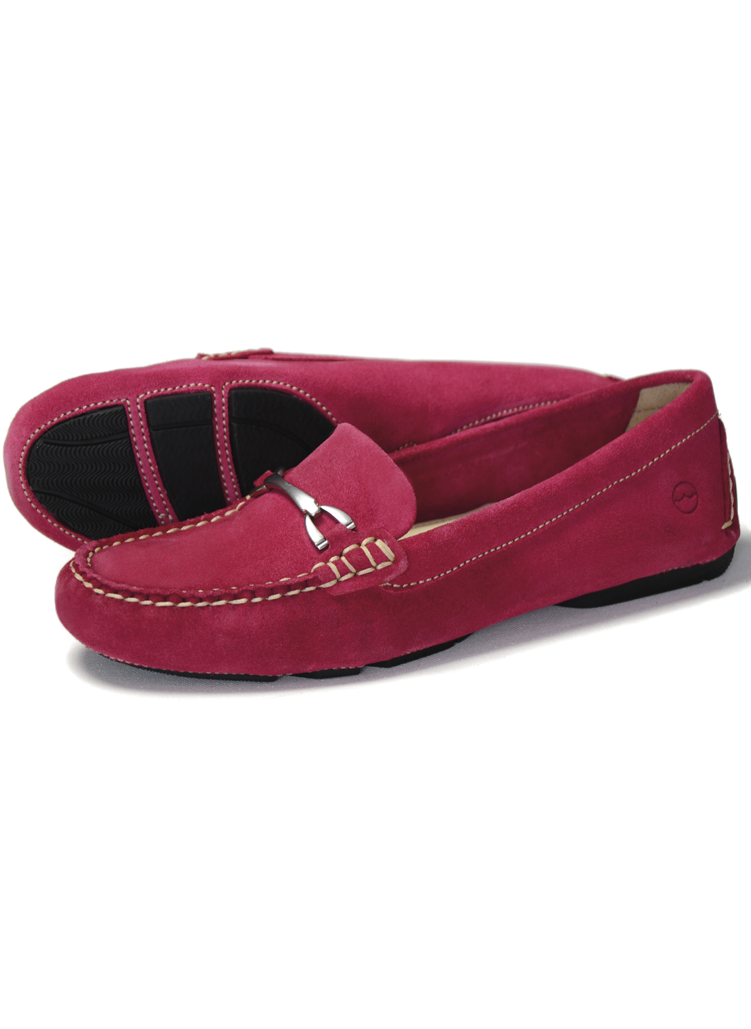 7814167b67500 Orca Bay Sorrento Red Deck Shoes | Country Clothing Specialist