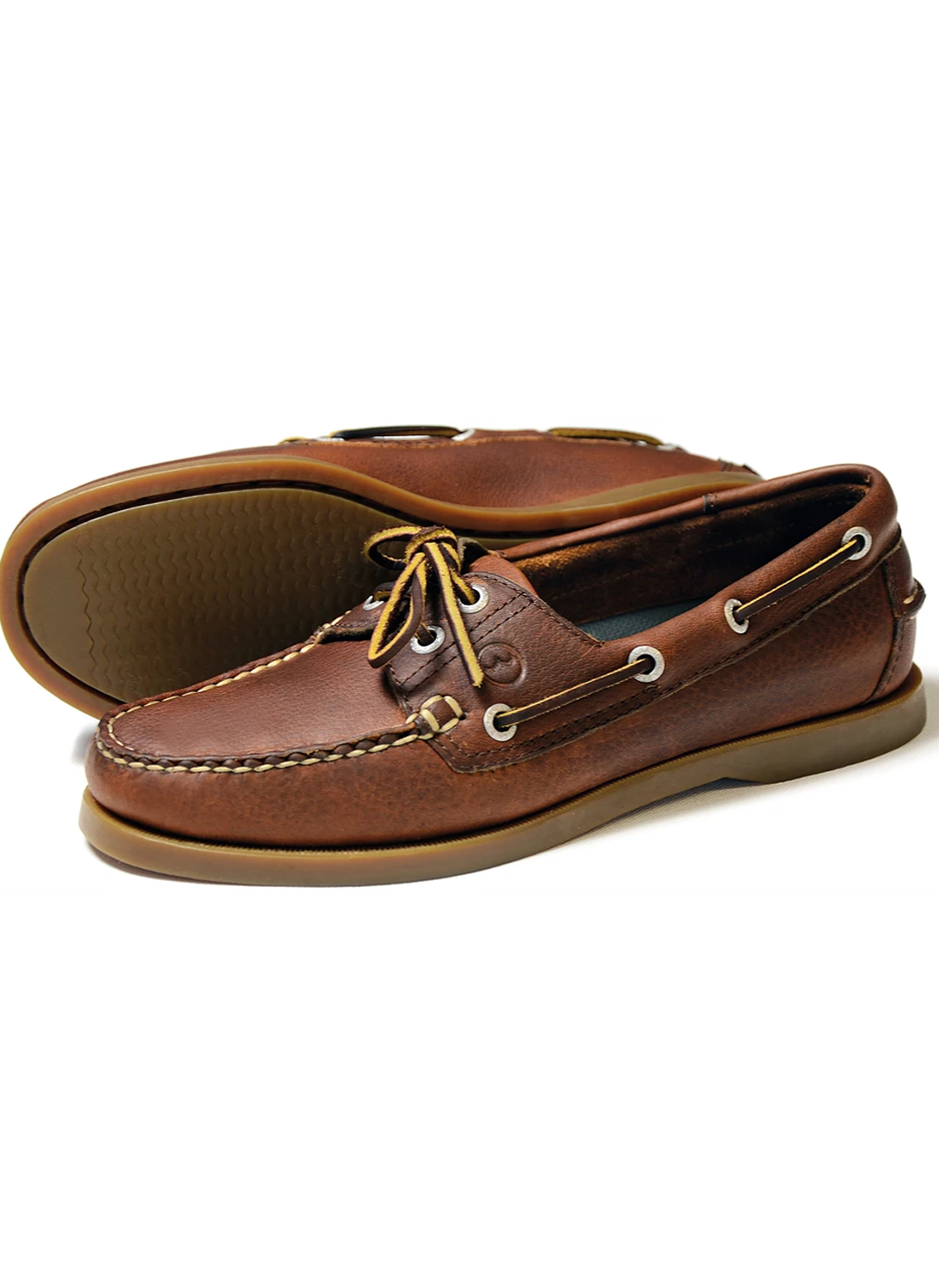Ladies Polo Boat Shoes