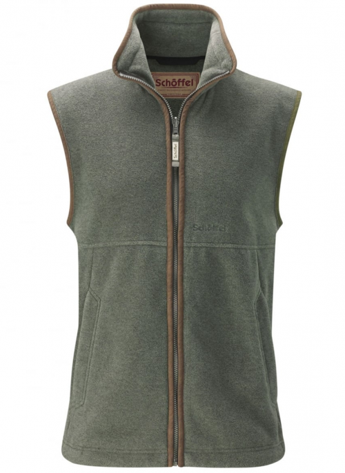 schoffel-oakham-lincoln-green-fleece-gilet-bredonhillshooting