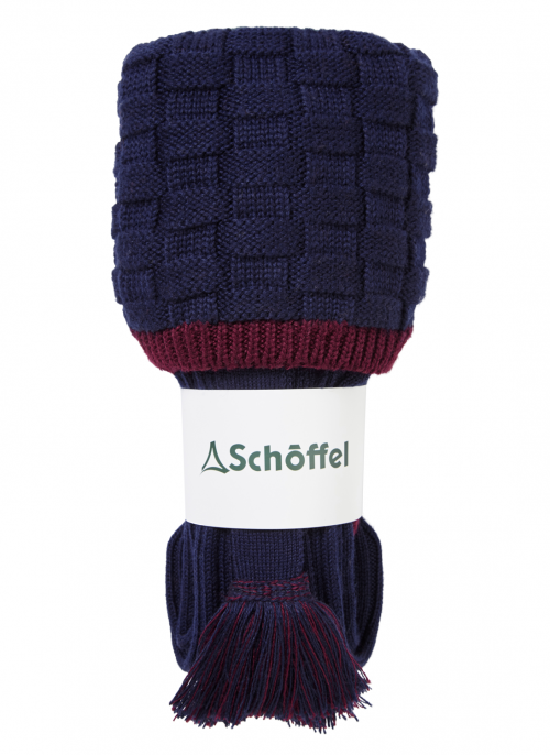 schoffel-teigh-II-Navy-shooting-socks