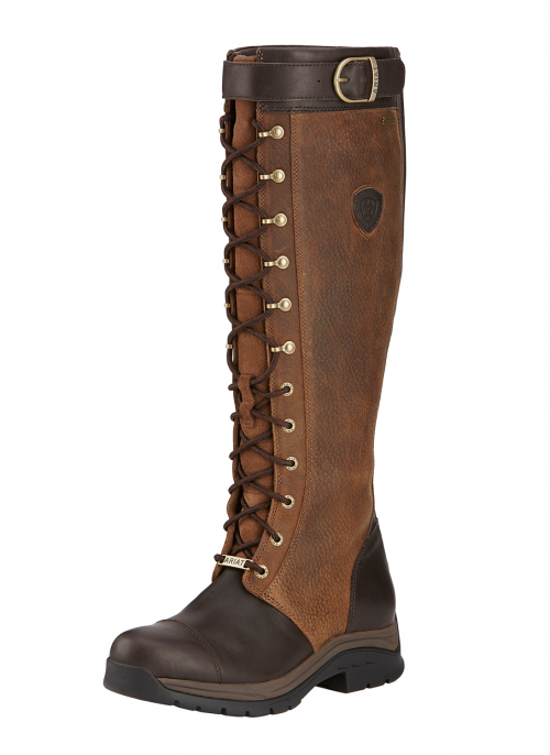 Ariat-berwick-GTX-lace-up-waterproof-ladies-boots