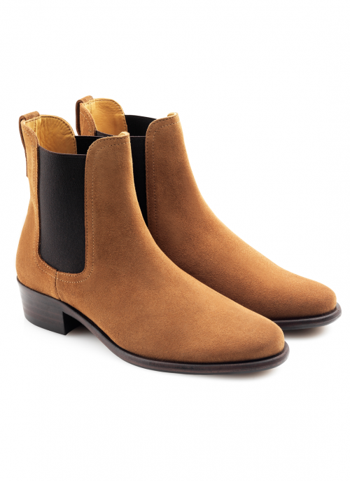 chelsea boots from fairfax and favor