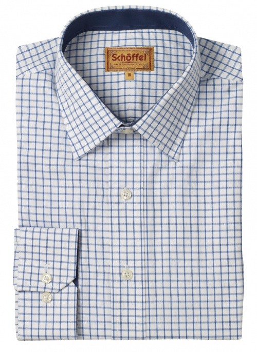 schoffel-cambridge-shirt-blue-bredonhillshooting