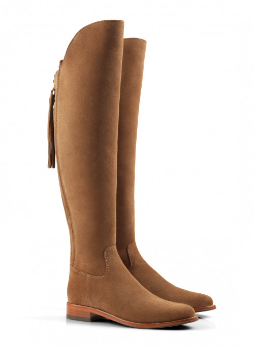 fairfax-&-favor-amira-over-the-knee-tan-flat-boots