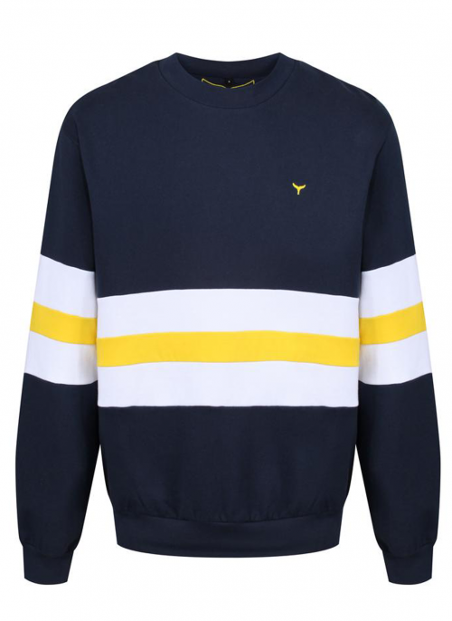 whale-of-a-time-sowerby-unisex-navy-yellow-white-jumper
