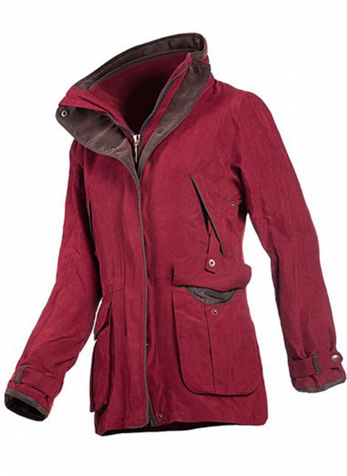 baleno-ascot-jacket-waterproof-red