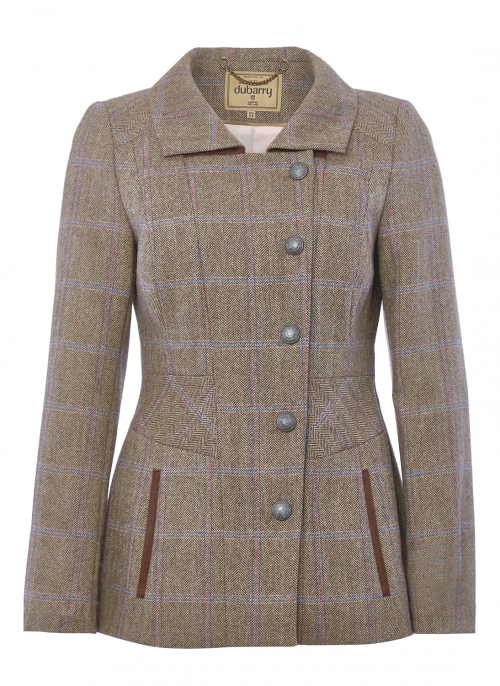 dubarry-moorland-tweed-jacket-woodrose-bredonhillshooting