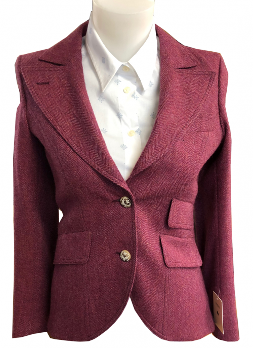 magee-lily-pink-ladies-herringbone-tweed-jacket-bredonhillcountry