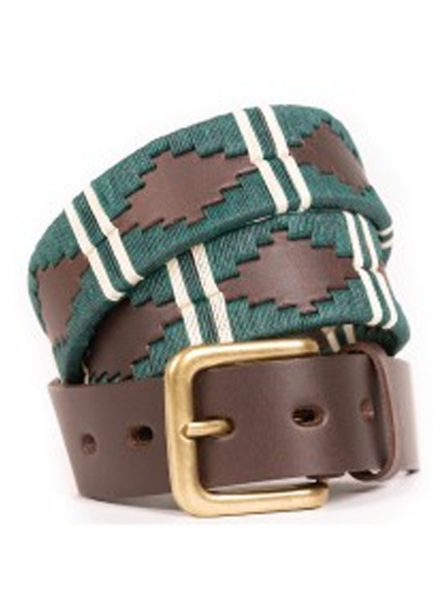 pioneros-green-stripe-polo-belt-bredo