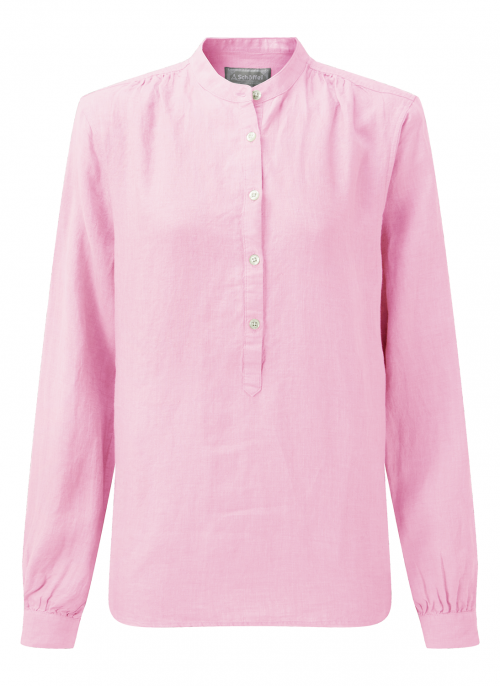 schoffel-athena-pink-blouse-bredonhillcountry