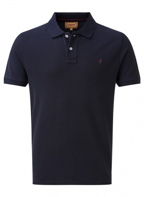 schoffel-padstow-polo-shirt-midnight-mens-casual-shirt-bredonhillcountry