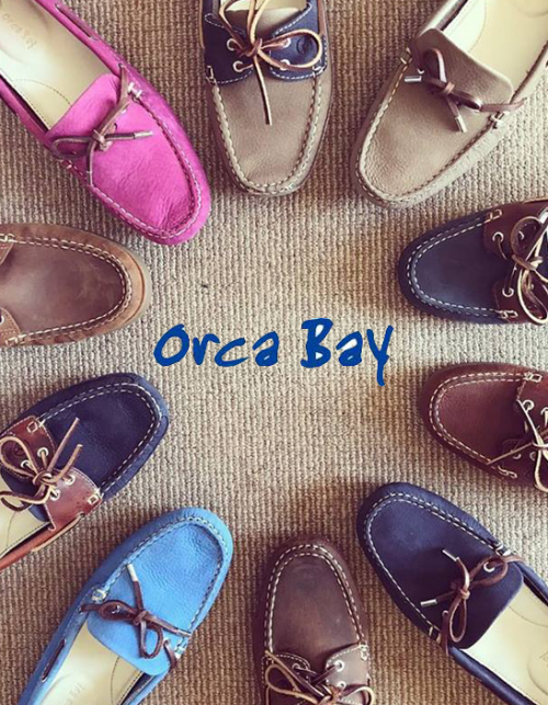 0c6145e5891 Home   Orca Bay Deck Shoes. Ladies Footwear