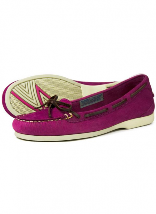 orcabay-bay-washable-deep-pink-ladies-dek-shoes-bredonhillcountry