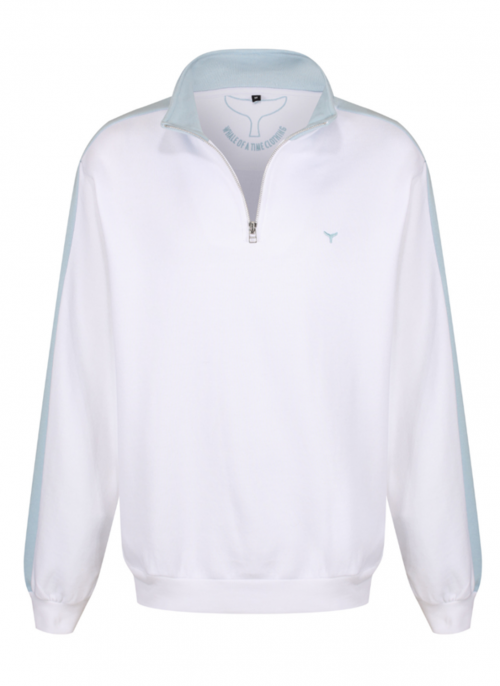 whale-of-a-time-unisex-norfolk-white-blue-1/4zip-jumper