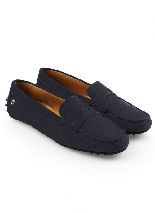 fairfax-favor-hemsby-navy-driving-shoes