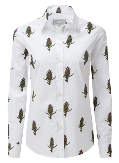 schoffel-ladies-norfolk-thistle-shirt