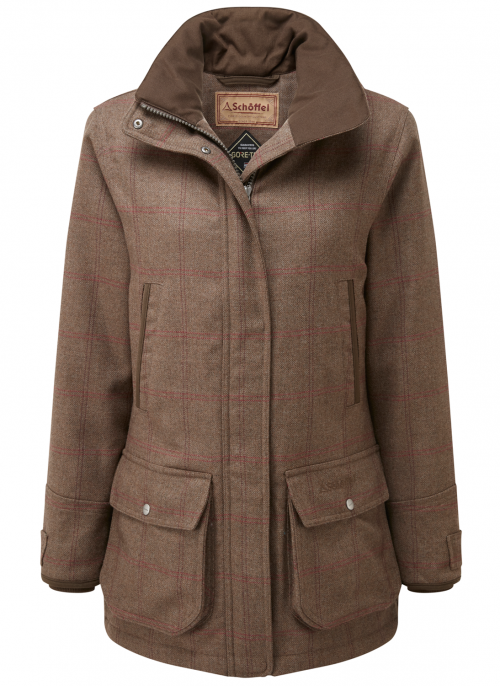 schoffel-ptarmigan-ladies-sussex-tweed-shooting-coat