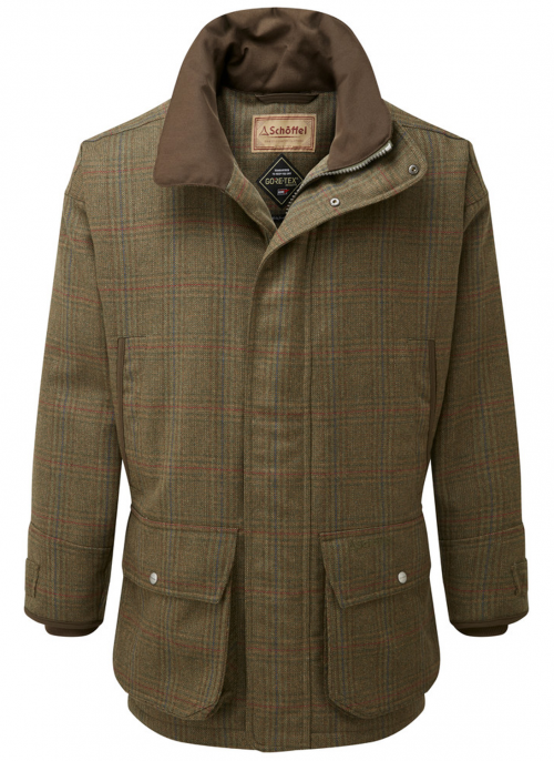 schoffel-ptarmigan-tweed-buckingham-coat