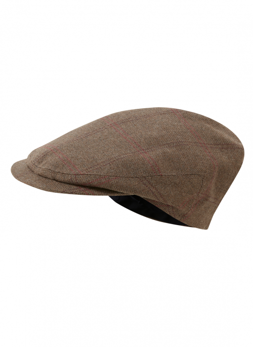 schoffel-ladies-sussex-tweed-cap