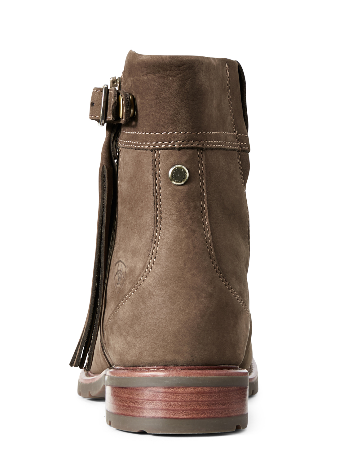 variety of designs and colors good service attractive colour Ariat Abbey Dark Olive Short Tassel Boots - Bredon Hill Country