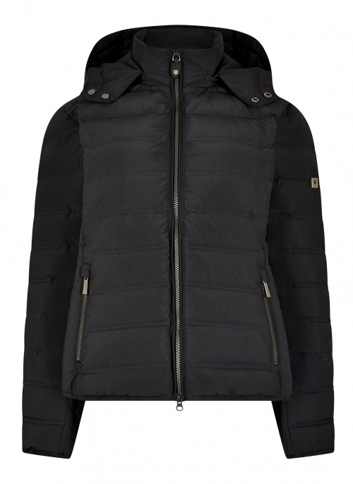 Dubarry-kilkenny-black-down-jacket