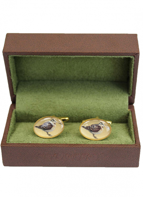 bredon-hill-woodcock-oval-cufflinks