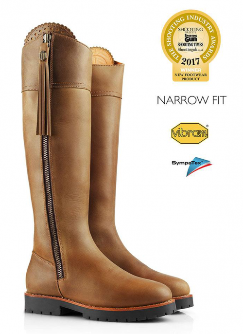 fairfax-and-favor-explorer-narrow-fit-oak-waterproof-boots