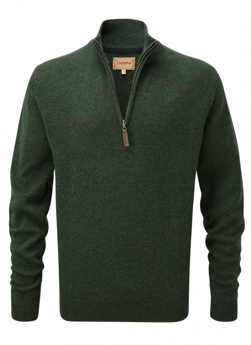 schoffel-lambswool-forest-zip-jumper