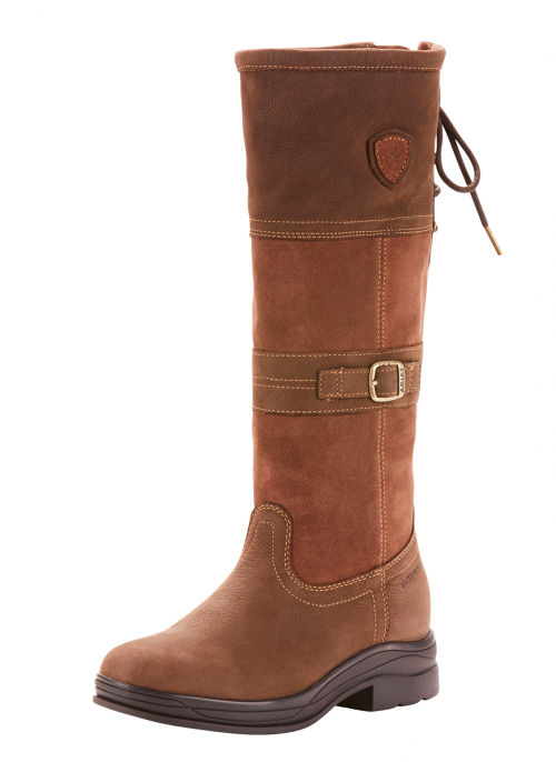 Ariat-langdale-java-ladies-waterproof-boots