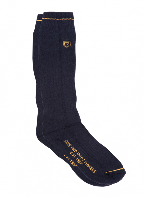 dubarry-boot-sock-navy-short